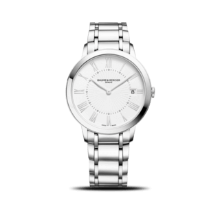 Baume & Mercier Damenuhr Lady Quarz 36,5mm 10261