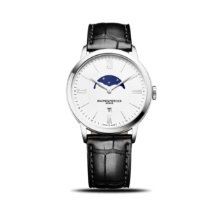 Baume & Mercier Herrenuhr Classima Mondphase 40mm 10219