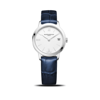 Baume & Mercier Damenuhr Classima Quarz 31mm 10353
