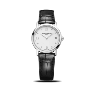 Baume & Mercier Damenuhr Classima Quarz 33mm 10146