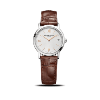 Baume & Mercier Damenuhr Classima Quarz 33mm 10147