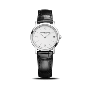 Baume & Mercier Damenuhr Classima Quarz 33mm 10148