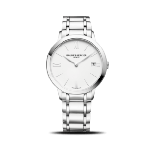 Baume & Mercier Damenuhr Classima Quarz 36,5mm 10356