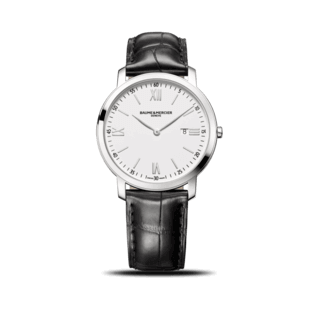 Baume & Mercier Herrenuhr Classima Quarz 39mm 10097