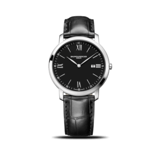Baume & Mercier Herrenuhr Classima Quarz 39mm 10098