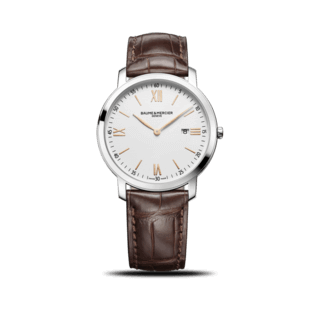 Baume & Mercier Herrenuhr Classima Quarz 39mm 10181