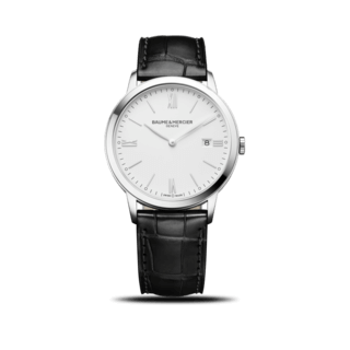 Baume & Mercier Herrenuhr Classima Quarz 40mm 10323