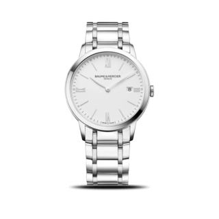Baume & Mercier Herrenuhr Classima Quarz 40mm 10354