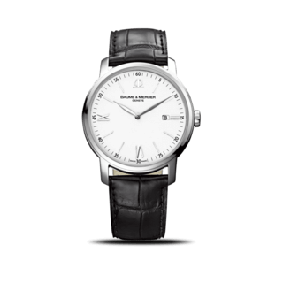 Baume & Mercier Herrenuhr Classima Quarz 42mm 08485