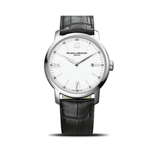 Baume & Mercier Herrenuhr Classima Quarz 42mm 10379
