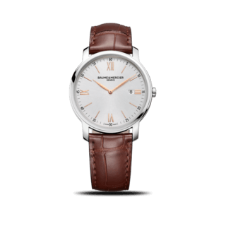 Baume & Mercier Herrenuhr Classima Quarz 42mm 10380