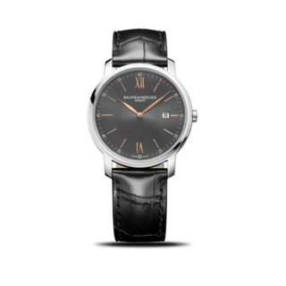 Baume & Mercier Herrenuhr Classima Quarz 42mm 10381