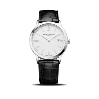Baume & Mercier Herrenuhr Classima Quarz 42mm 10414