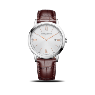 Baume & Mercier Herrenuhr Classima Quarz 42mm 10415