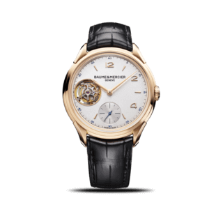 Baume & Mercier Herrenuhr 1892 Flying Tourbillon 10143