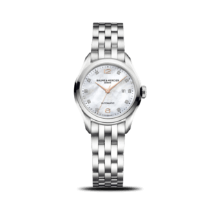 Baume & Mercier Damenuhr Clifton Automatik 30mm 10151