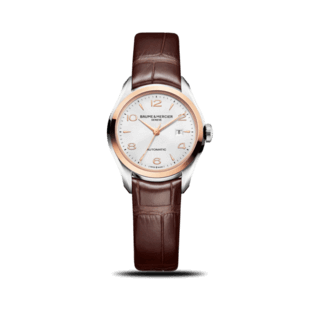 Baume & Mercier Damenuhr Clifton Automatik 30mm 10208