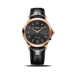 Baume & Mercier Herrenuhr Clifton Automatik 39 mm 10180