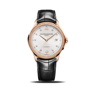 Baume & Mercier Herrenuhr Clifton Automatik 39 mm 10194
