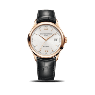 Baume & Mercier Herrenuhr Clifton Automatik 39mm 10058