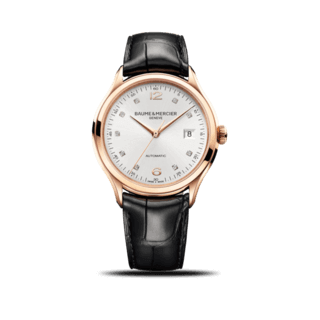 Baume & Mercier Herrenuhr Clifton Automatik 39mm 10104