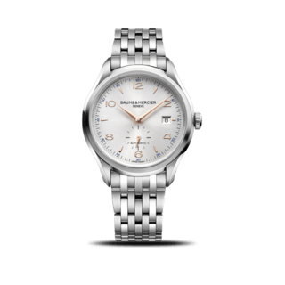 Baume & Mercier Herrenuhr Clifton Automatik 41mm 10141