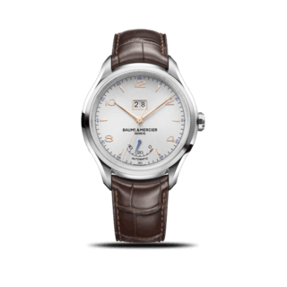 Baume & Mercier Herrenuhr Clifton Automatik Gangreserve 43mm 10205