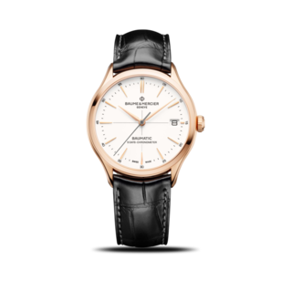 Baume & Mercier Herrenuhr Baumatic 10469