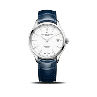 Baume & Mercier Herrenuhr Clifton Baumatic 40mm 10398