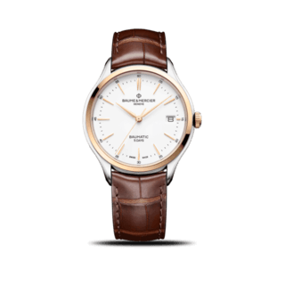 Baume & Mercier Herrenuhr Clifton Baumatic 40mm 10401
