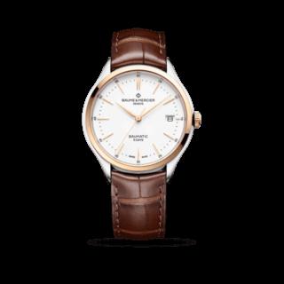 Baume & Mercier Herrenuhr Clifton Baumatic 40mm 10401