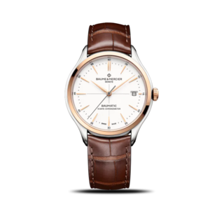 Baume & Mercier Herrenuhr Baumatic 40mm 10519