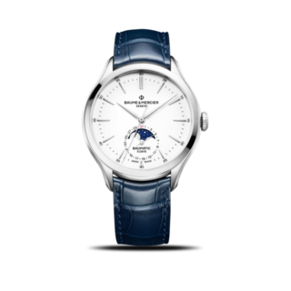 Baume & Mercier Herrenuhr Baumatic Moonphase 10549