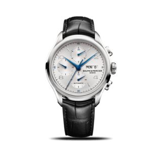 Baume & Mercier Herrenuhr Clifton Chronograph 43mm 10123