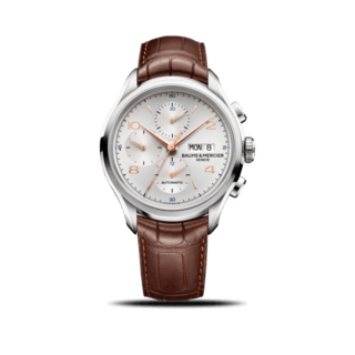 Baume & Mercier Herrenuhr Clifton Chronograph 43mm 10129