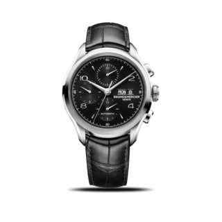 Baume & Mercier Herrenuhr Clifton Chronograph 43mm 10211