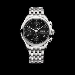 Baume & Mercier Herrenuhr Clifton Chronograph 43mm 10212