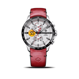 Baume & Mercier Herrenuhr Clifton Club Burt Munro Tribute 44mm 10404
