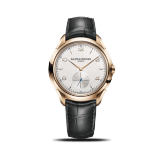 Baume & Mercier Herrenuhr Clifton Handaufzug 42mm 10060
