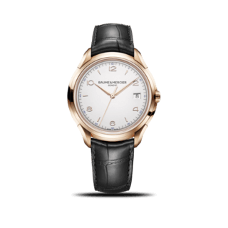 Baume & Mercier Herrenuhr Clifton Handaufzug 42mm 10359