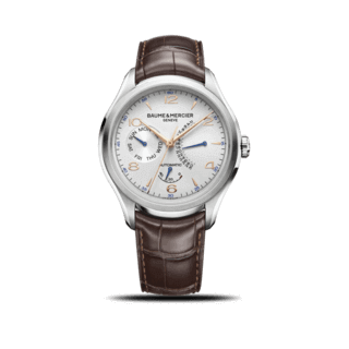 Baume & Mercier Herrenuhr Clifton Retrogarde Date 43mm 10149