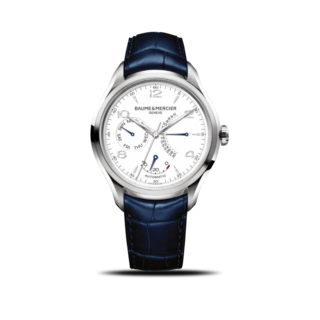 Baume & Mercier Herrenuhr Clifton Retrograde Date 43mm 10449