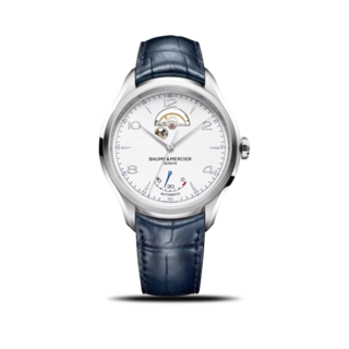Baume & Mercier Herrenuhr Clifton Small Complications 43mm 10448