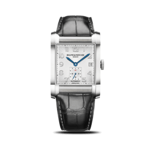Baume & Mercier Herrenuhr Hampton Automatik 45x32mm 10026