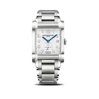 Baume & Mercier Herrenuhr Hampton Automatik 45x32mm 10047