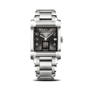 Baume & Mercier Herrenuhr Hampton Automatik 45x32mm 10048