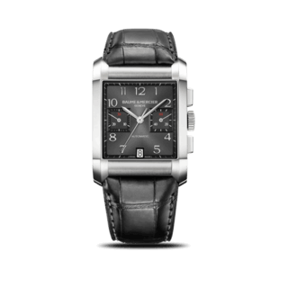 Baume & Mercier Herrenuhr Hampton Automatik Chronograph XXL 10030
