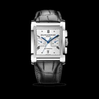 Baume & Mercier Herrenuhr Hampton Automatik Chronograph XXL 10032