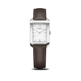 Baume & Mercier Damenuhr Hampton Quarz 34,1x22mm 10471