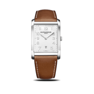Baume & Mercier Herrenuhr Hampton Quarz 43x29mm 10153